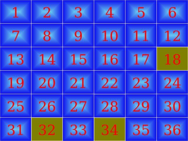 1 3 4 5 6 2 10 12 11 9 8 7 13 14 15 16 17 18 23 24 19 22 21 20 25 26 27 29 30 28 31 32 33 34 35 36
