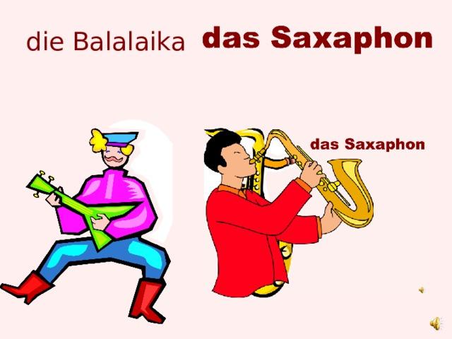 die Balalaika