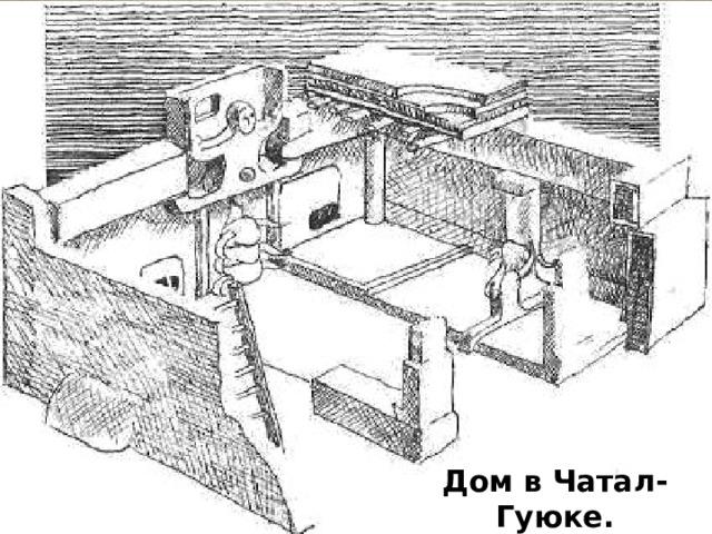Дом в Чатал-Гуюке.  Реконструкция .