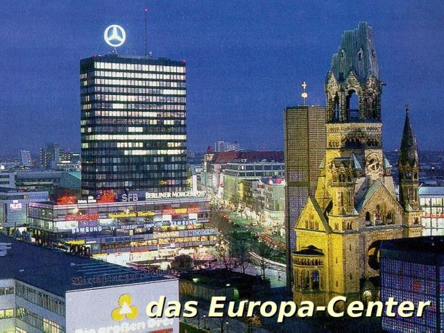 das Europa-Center