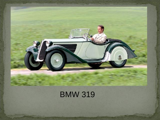 BMW 31 9