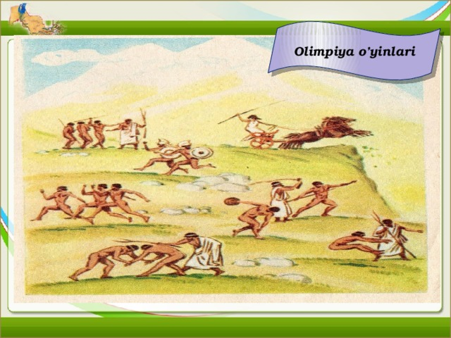 Olimpiya o'yinlari