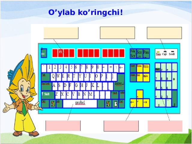 O'ylab ko'ringchi! 7