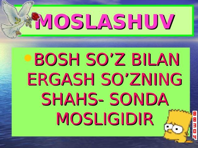 MOSLASHUV