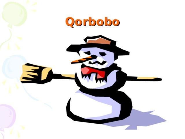 Qorbobo