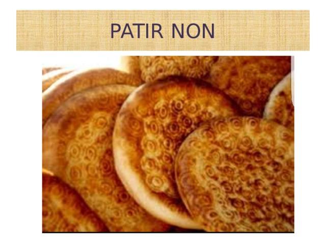 PATIR NON