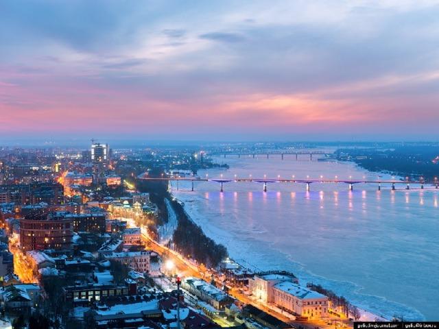 Пермь расположена на реке Кама. В городе есть речной порт.