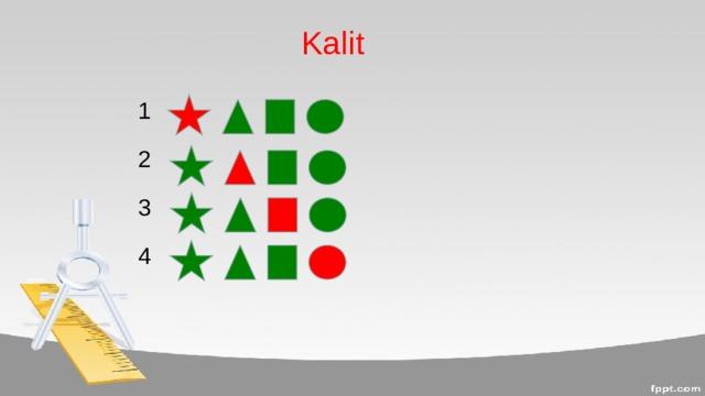 Kalit 1 2 3 4