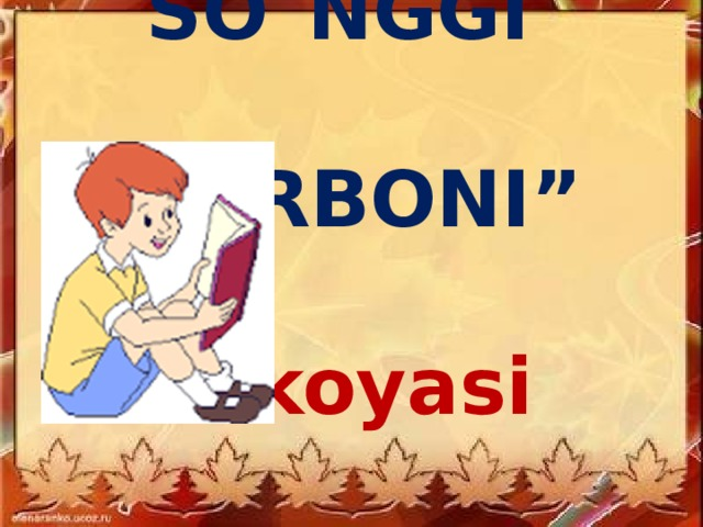""""""" URUSHNING    SO`NGGI  QURBONI""""   hikoyasi"""