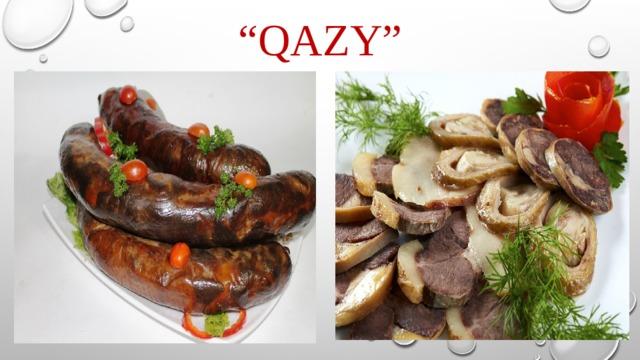 """"""" Qazy"""""""