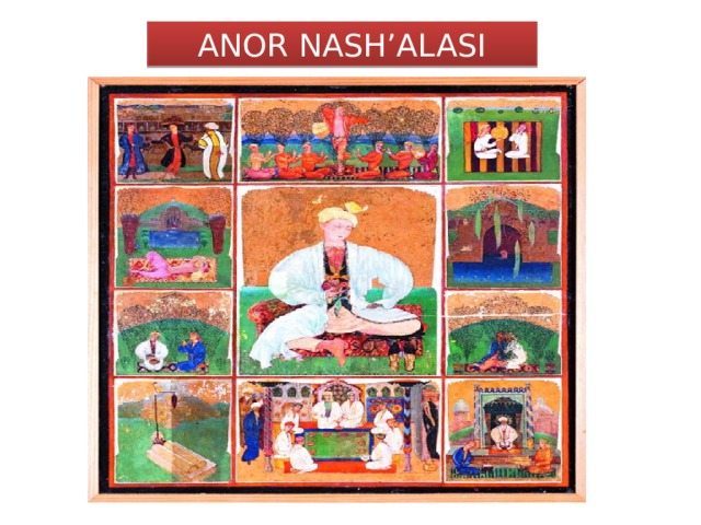 ANOR NASH'ALASI