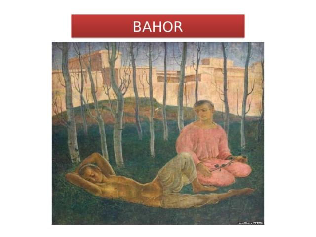 BAHOR
