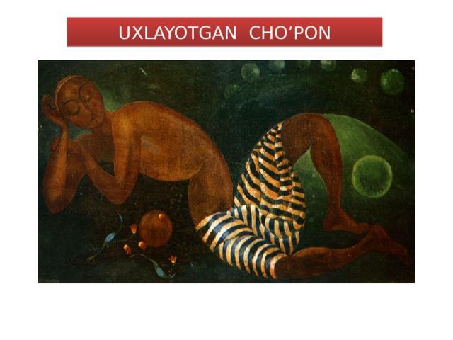 UXLAYOTGAN CHO'PON