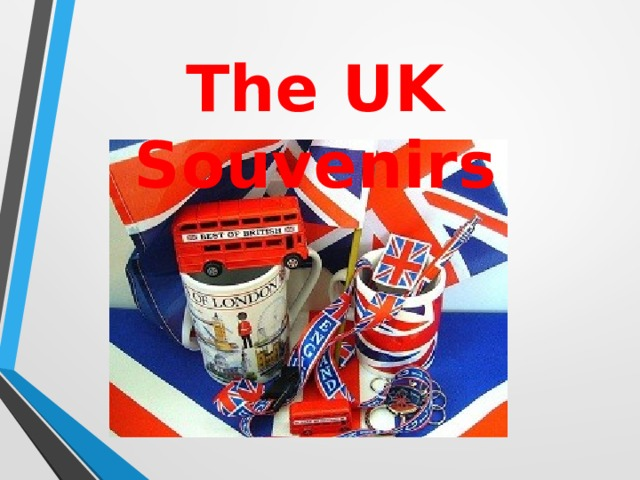 The UK Souvenirs