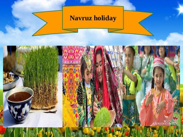 Navruz holiday