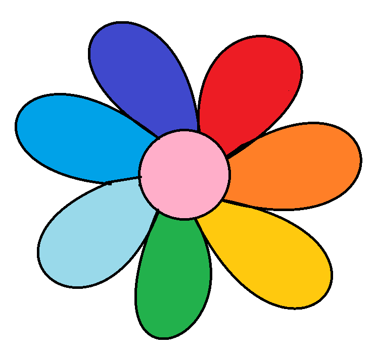 Цветик-семицветик картинки рисунки