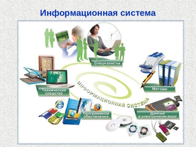 Информационная  система