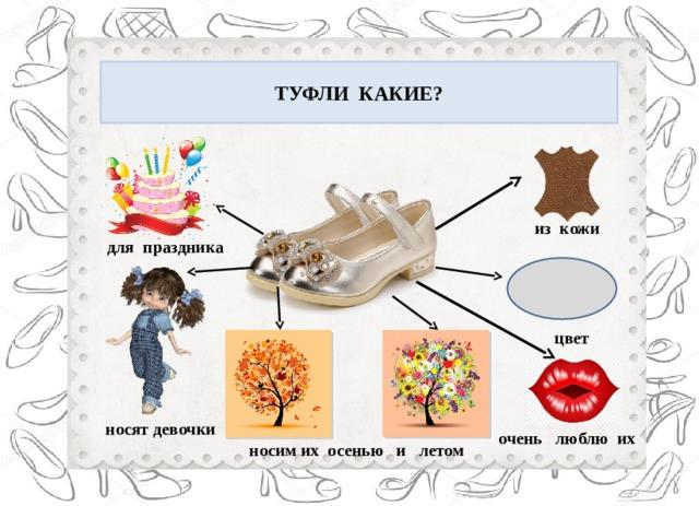 ТУФЛИ КАКИЕ? из кожи для праздника цвет носят девочки очень люблю их носим их осенью и летом