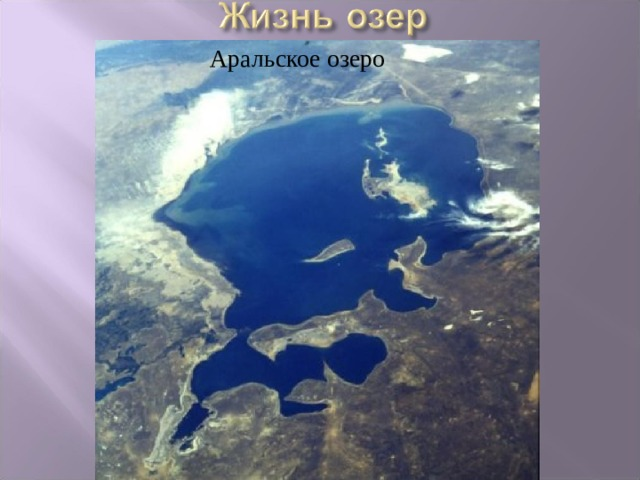 Аральское озеро