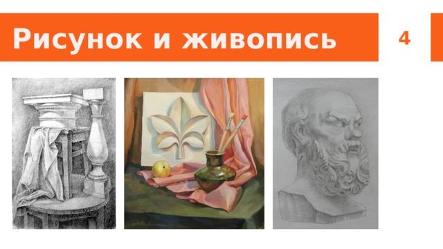 4 Рисунок и живопись