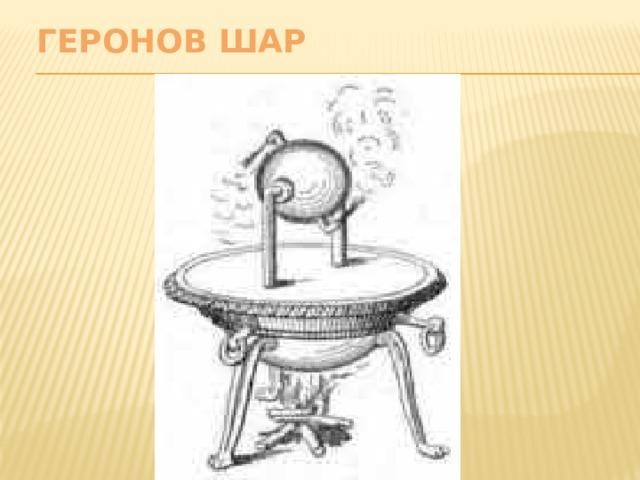 Геронов шар