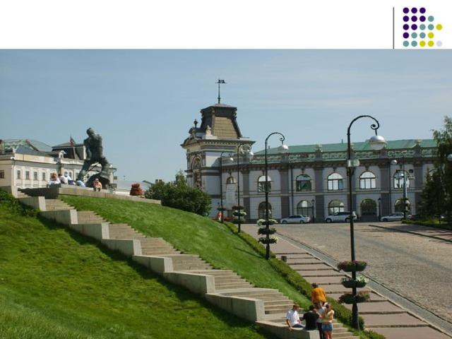Казан шәһәрендәг е һәйкәл