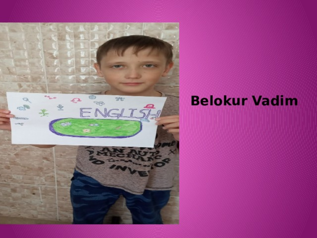 Belokur Vadim