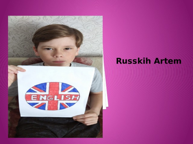 Russkih Artem