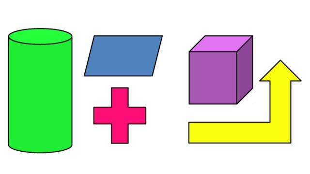 Порядок, размер и цвет . Нарисовать цветными карандашами или дать подробное словесное описание