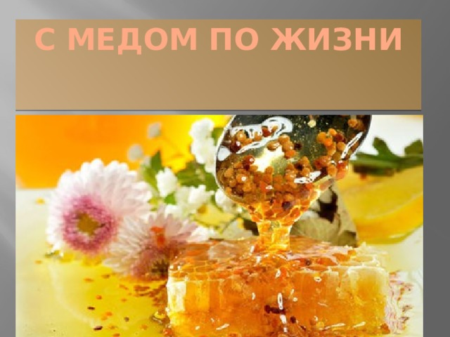 С медом по жизни С медом по жизни