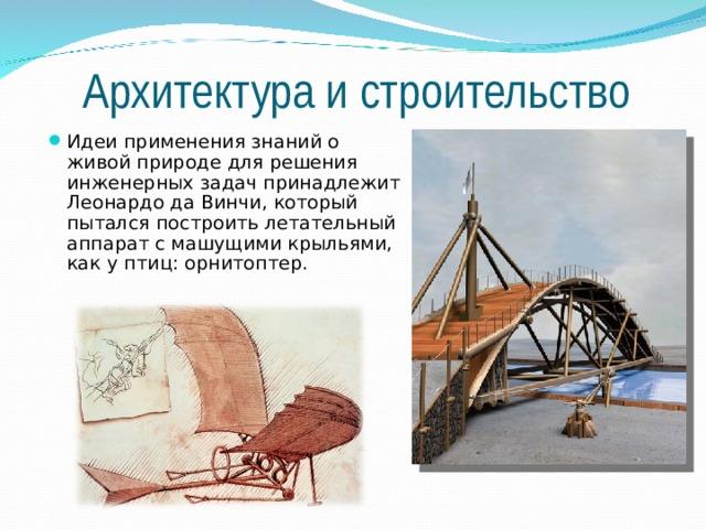 Архитектура и строительство