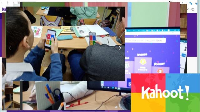 Kahoot – приложение для образовательных проектов. С его помощью можно создать тест, опрос, учебную игру или устроить марафон знаний. Приложение работает как в настольной версии, так и на смартфонах. Вопрос на доске, ученики отвечают, щелкнув по правильному ответу на телефоне — результаты сразу на слайде. Все вовлечены, и ученики получают моментальную обратную связь.Ученикам очень нравится.