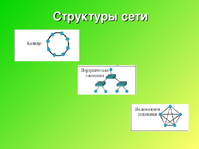 Структуры сети