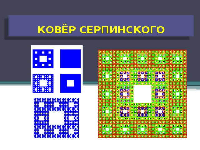 КОВЁР СЕРПИНСКОГО