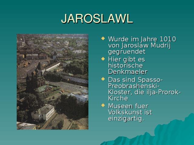 JAROSLAWL
