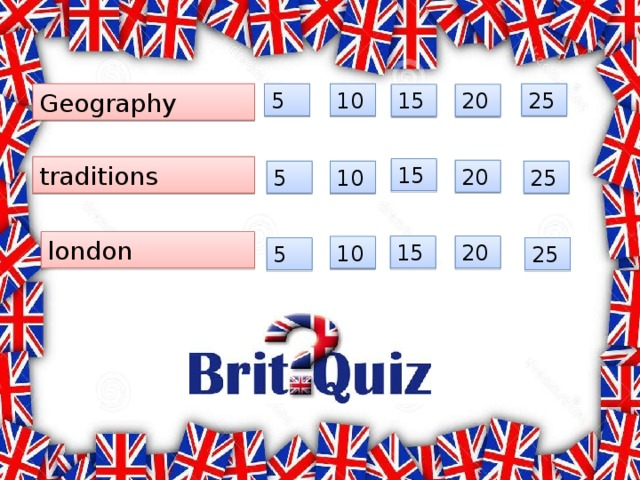 Geography 5 What is the biggest part of Great Britain? England