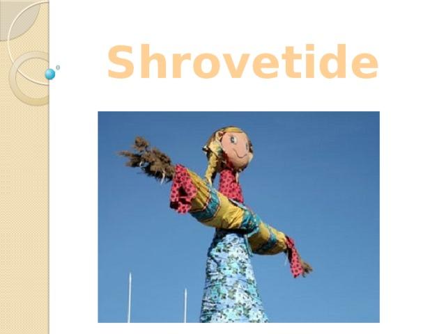 Shrovetide
