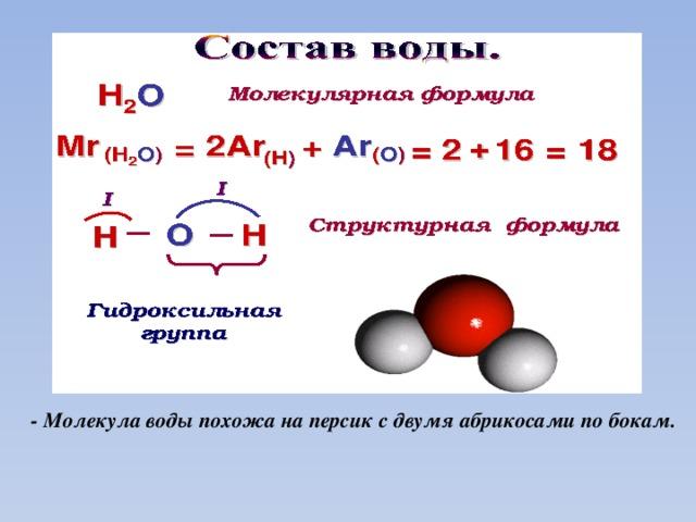 Нахождение воды в природе доклад по химии 1613