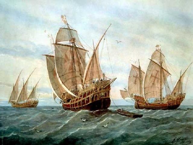 Христофор Колумб 1492 1493 1502 1498