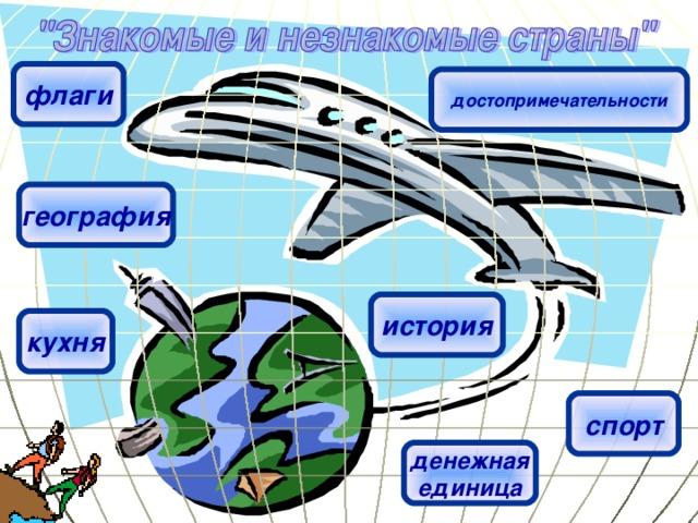 флаги достопримечательности география история кухня спорт денежная единица