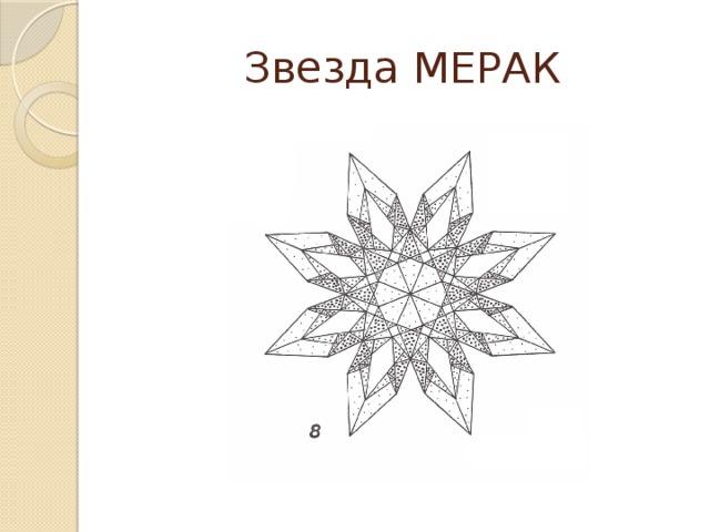 Звезда МЕРАК