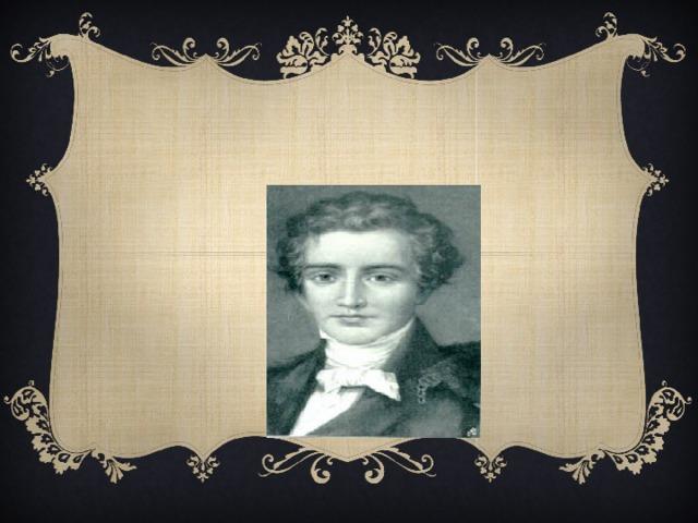 Wilhelm Hauff  1802 - 1827
