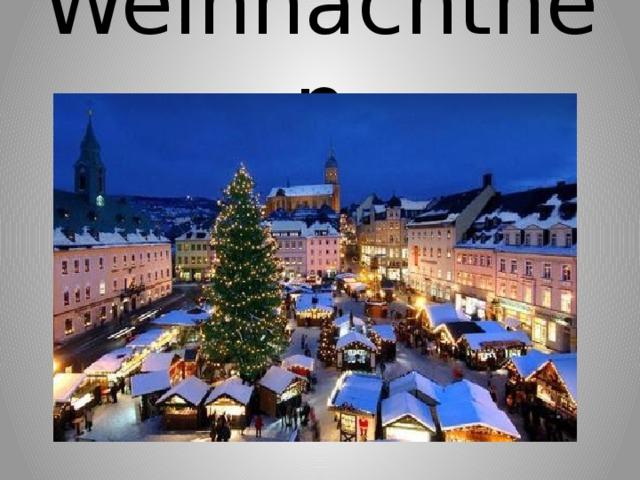 Weihnachtnen