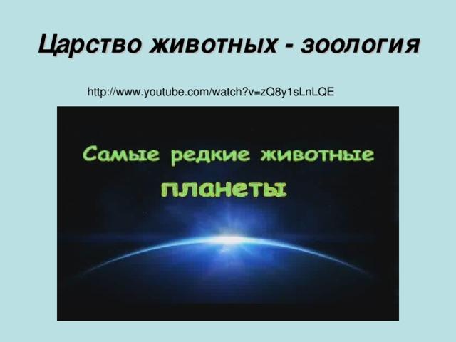 Царство животных - зоология http://www.youtube.com/watch?v=zQ8y1sLnLQE