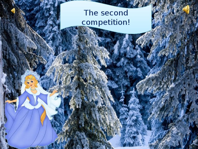 The second competition!