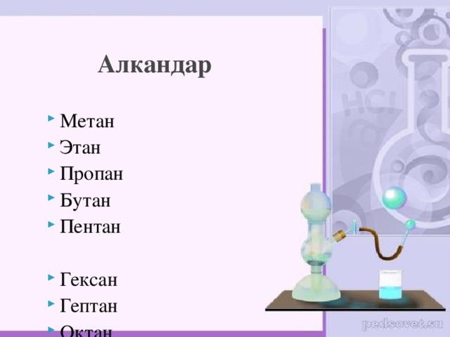 Алкандар