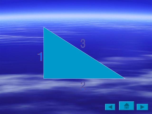 Теорема. В прямоугольном треугольнике квадрат гипотенузы равен сумме квадратов его катетов.