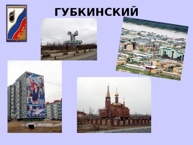 ГУБКИНСКИЙ