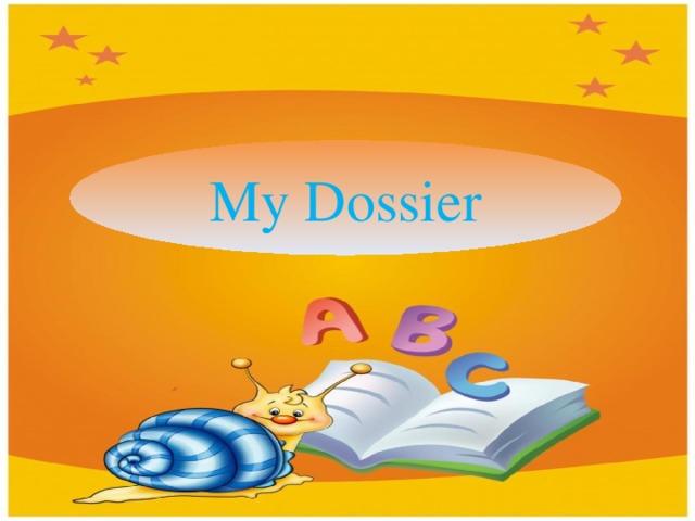 My Dossier