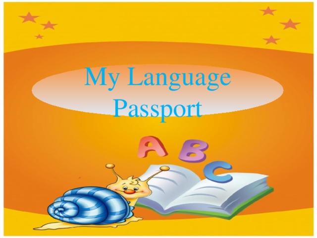 My Language Passport